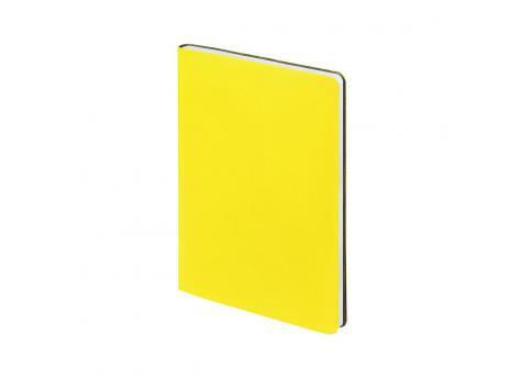 Ежедневник Flex New Brand недатированный 15 x 21 см - Желтый KK