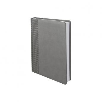 Ежедневник Brand недатированный 15 x 21 см - Серый CC
