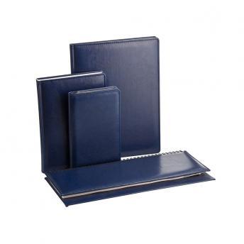Еженедельник Nebraska датированный 20 x 26 см - Синий HH