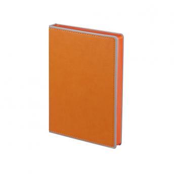 Ежедневник Freenote недатированный 15 x 21 см - Оранжевый OO
