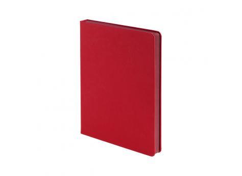 Ежедневник Shall недатированный 15 x 21 см - Красный PP