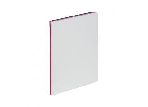 Записная книжка Butterfly в линейку 15.5 x 21 см - Малиновый LL