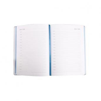 Ежедневник Freenote недатированный 15 x 21 см - Морской волны II