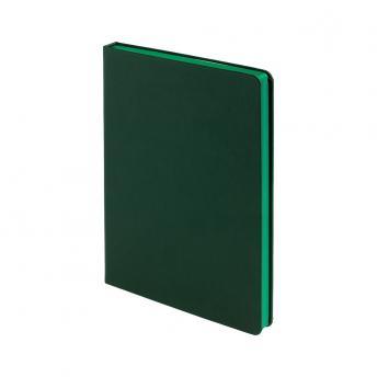 Ежедневник Shall недатированный 15 x 21 см - Зеленый FF