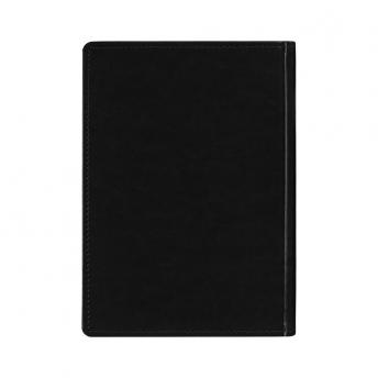 Ежедневник New Nebraska датированный 15 x 21 см - Черный AA