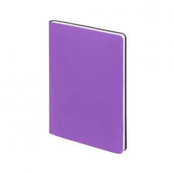 Ежедневник Flex New Brand недатированный 15 x 21 см - Фиолетовый UU
