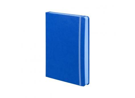 Ежедневник Factor недатированный 15 x 21 см - Голубой JJ