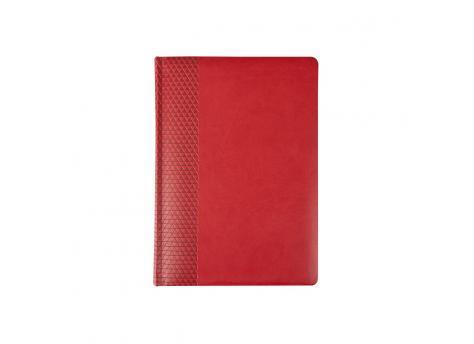 Ежедневник Brand недатированный 15 x 21 см - Красный PP