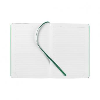 Ежедневник New Brand недатированный 15 x 21 см - Зеленый FF