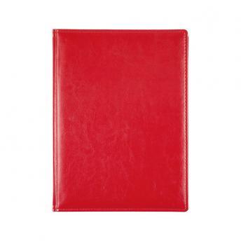 Еженедельник Nebraska датированный 20 x 26 см - Красный PP