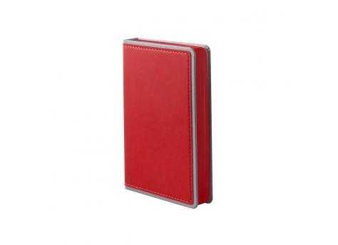 Ежедневник Freenote Small недатированный 10 x 16 см - Красный PP