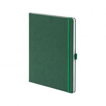 Записная книжка Freenote Maxi в линейку 20.5 x 27 см - Зеленый FF
