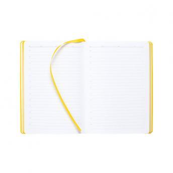 Ежедневник Brand Tone недатированный 15 x 21 см - Желтый KK