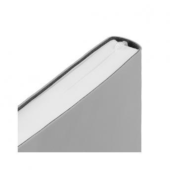 Ежедневник Flex New Brand недатированный 15 x 21 см - Серый CC