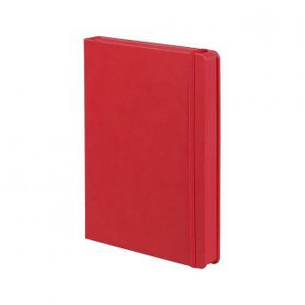 Ежедневник Factor недатированный 15 x 21 см - Красный PP