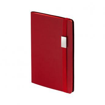 Ежедневник MyDay недатированный 13 x 21 см - Красный PP