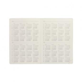 Ежедневник Shall недатированный 15 x 21 см - Оранжевый OO