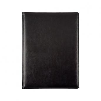 Еженедельник Nebraska датированный 20 x 26 см - Черный AA