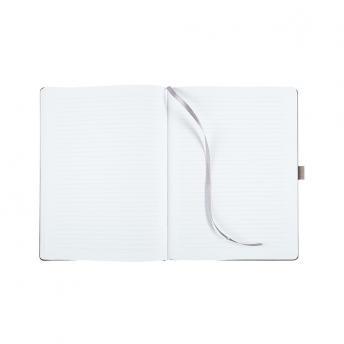 Записная книжка Freenote Maxi в линейку 20.5 x 27 см - Темно-Серый EE