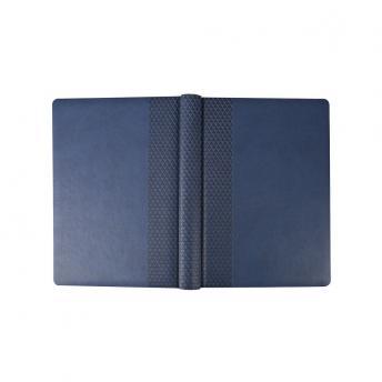 Ежедневник Brand недатированный 15 x 21 см - Синий HH