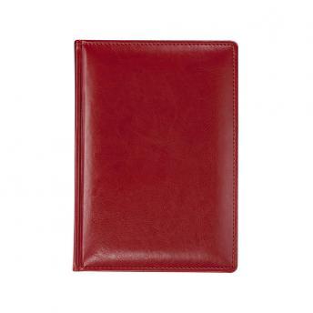 Ежедневник Nebraska недатированный 15 x 21 см - Красный PP