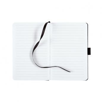 Записная книжка Freenote в линейку 10.5 x 16 см - Черный AA