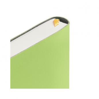 Ежедневник Flex Shall датированный 15 x 21 см - Светло-зеленый YY