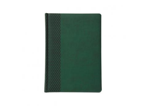 Ежедневник Brand недатированный 15 x 21 см - Зеленый FF