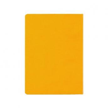 Ежедневник Butterfly недатированный 15 x 21 см - Желтый KK