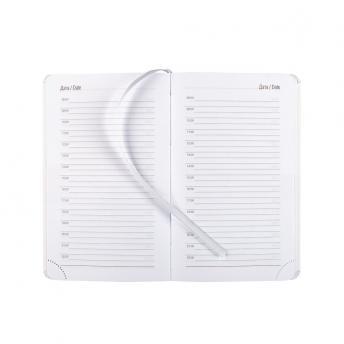 Ежедневник Basis mini недатированный 10 x 16 см - Белый BB