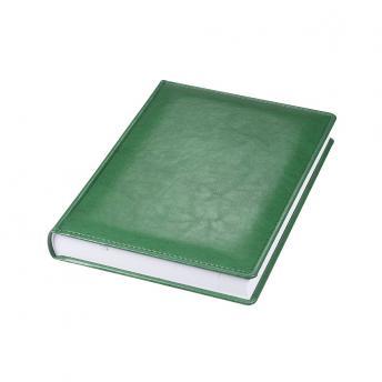 Ежедневник Nebraska недатированный 15 x 21 см - Зеленый FF