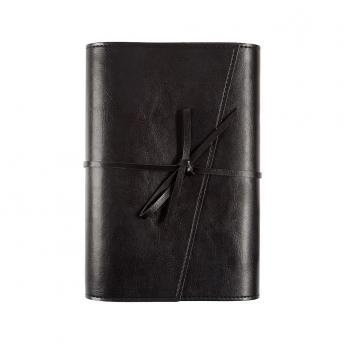 Ежедневник Strap недатированный 15 x 21 см - Черный AA