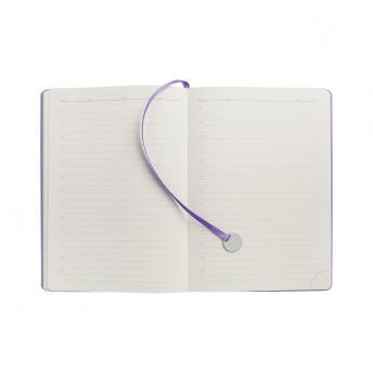 Ежедневник Exact недатированный 15 x 21 см - Сиреневый NN