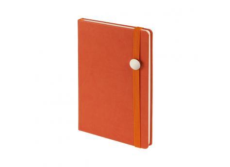 Ежедневник Coach недатированный 13 x 21 см - Оранжевый OO