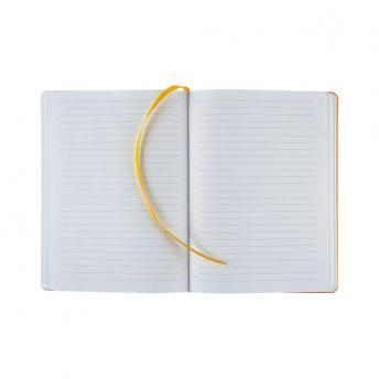 Записная книжка Butterfly в линейку 15.5 x 21 см - Желтый KK