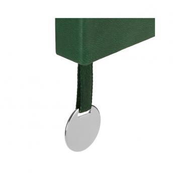 Ежедневник Exact недатированный 15 x 21 см - Зеленый FF