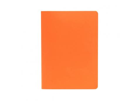 Ежедневник Flex Shall датированный 15 x 21 см - Оранжевый OO