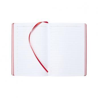 Ежедневник Brand Tone недатированный 15 x 21 см - Красный PP