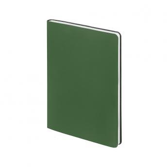 Ежедневник Flex New Brand недатированный 15 x 21 см - Зеленый FF