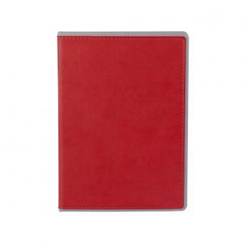 Ежедневник Freenote недатированный 15 x 21 см - Красный PP