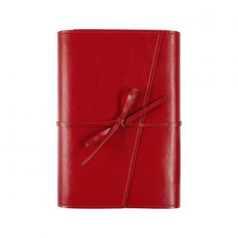 Ежедневник Strap недатированный 15 x 21 см - Красный PP