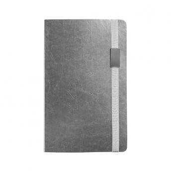 Ежедневник MyDay недатированный 13 x 21 см - Серебро DD