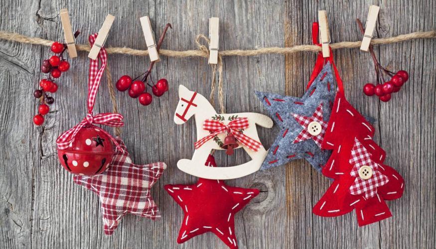 Украшения новогодние. Светодиоды на Новый год