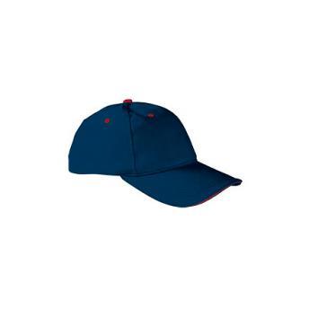 Бейсболка SANDWICH (доп. цвета) - Темно-синий XX