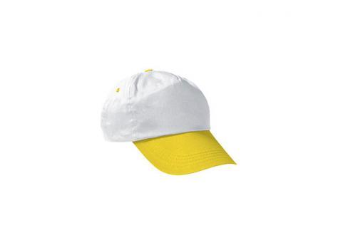 Бейсболка PROMOTION (двухцветная) - Желтый KK