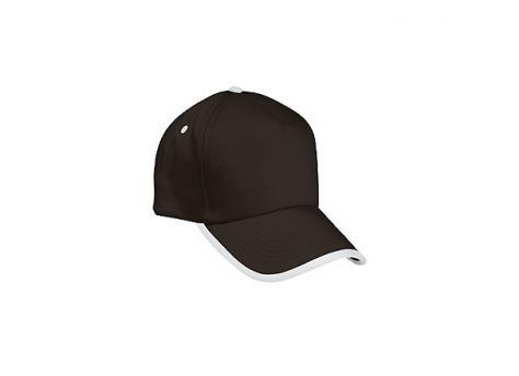 Бейсболка COMBI - Черный AA