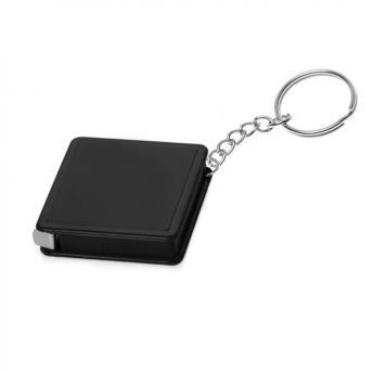 Брелок-рулетка Tape - Черный AA