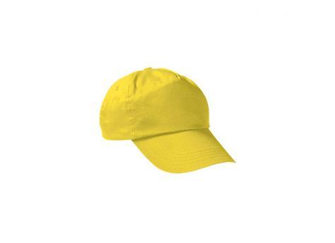 Бейсболка PROMOTION (однотонная) - Желтый KK