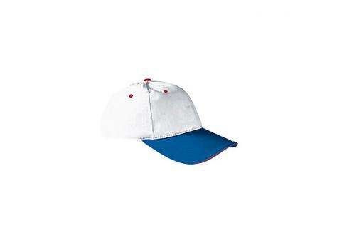Бейсболка SANDWICH (доп. цвета) - Синий HH