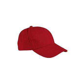 Бейсболка TORONTO - Красный PP